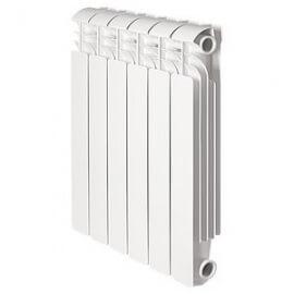 Радиатор алюминиевый Global ISEO 500/4 секции