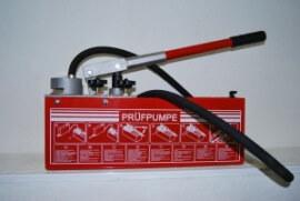 Ручной опрессовочный насос  HTP-50