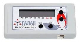 Комнатный программируемый индикатор температуры ГАЛАН Комфорт