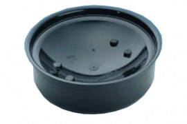 Крышка-дно колодца 315 мм с уплотнительным кольцом