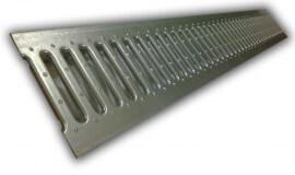 Решётка стальная штампованная Стандарт 100