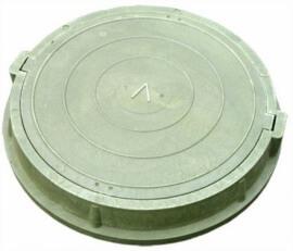 Люк полимерно-композитный Л 760/90 6т