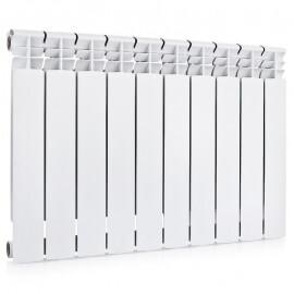 Радиатор алюминиевый BERGERR YM-J500D 10 секций