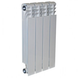 Радиатор биметаллический BERGERR YM-S500B 6 секций