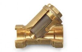 Фильтр сетчатый муфтовый ITAP ф 1 1/4 (косой)