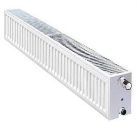 Стальной панельный радиатор BERGERR тип 22/300/2400 универсальный