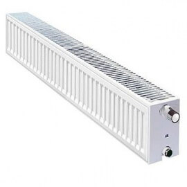 Стальной панельный радиатор BERGERR тип 22/300/600 универсальный