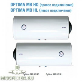 Водонагреватель Metalac OPTIMA MB 80 HD