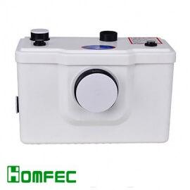 Туалетный насос измельчитель HOMFEC H600-1