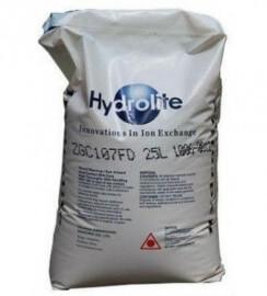 Наполнитель для фильтров-умягчителей Катионит Hydrolite ZGC107FD 25л