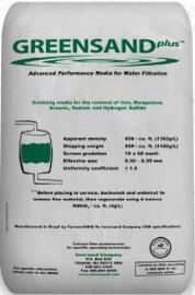 Наполнитель Greensand Plus (1 меш. 20 кг) Inversand Company (O-BRAZILGSP)
