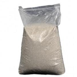 Кварцевый песок фр. 2,0 - 5,0 мм в мешках по 25 кг. (ВР) (Кварц 2.0-5.0)