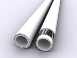 Труба полипропилен Kalde Ø25 армированная алюминием