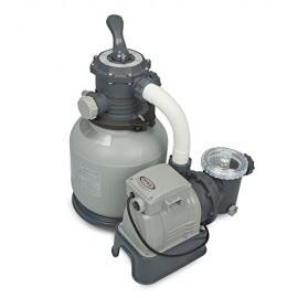 Песочный насос-фильтр для бассейнов Intex Sand Filter Pump 56672