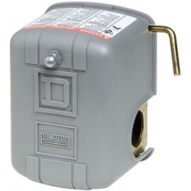 Реле давления  FSG-2 с защитой по сух/ходу