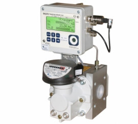 Счетчик газа RVG G-40 с корректором ЕК-270