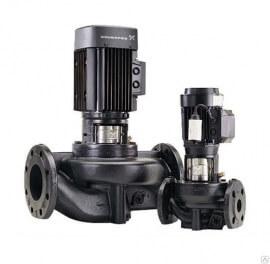 Насос циркуляционный Grundfos TP 50-120/2 A-F-A-BUBE 3x400 В