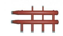 Распределительный коллектор Comparato Diacol C6T 2