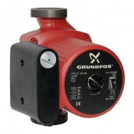 Насос циркуляционный Grundfos UPS 25-80 180