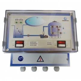 Шкаф управления переливной ёмкостью Fiberpool VC072
