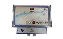 Шкаф управления аттракционами с пневмопускателем FIberpool VC045