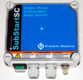 Пульт управления Franklin Electric SubStart SS220PSC