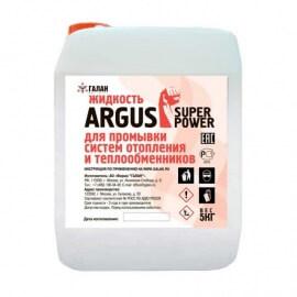 Жидкость для промывки систем отопления и теплообменников ARGUS SUPER POWER