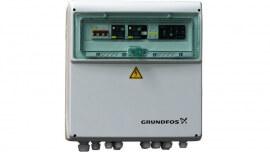 Шкаф управления Grundfos Control LC108.400.3.1x12A DOL 3,7-12.А 3x400 В