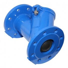 Клапан обратный Water Тechnics CVU WT Ду100 шаровой
