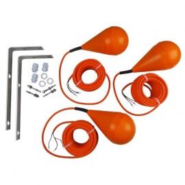 Комплект поплавковых выключателей Grundfos LS001A 10 м x 3