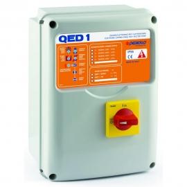 Пульт управления Pedrollo QED 1-TRI - 0,55-3,7 кВт