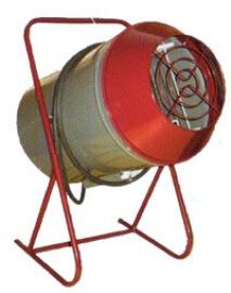 Пушка электрическая спираль ЭТВ-10