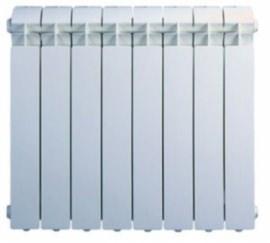 Радиатор алюминиевый Global ISEO 500/12 секций