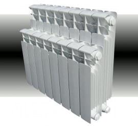 Радиатор биметаллический Rifar B-500/8
